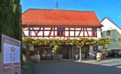 Weingut Bassermann-Jordan in Deidesheim